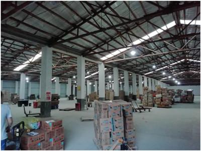 倉庫または物流センター